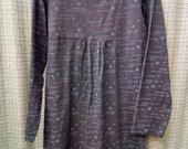 ALIVE merg. trikotažinė medvilninė suknelė 3580-4