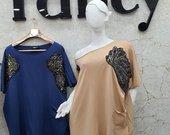 Suknelės - tunikos