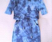 Stilinga laisvalaikio suknelė