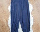 Mėlynos laisvos Zara kelnės