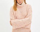 Rožinis megztinis