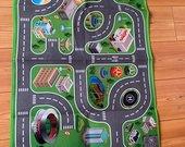 Mašinyčių kilimėlis