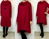 """Laisvalaikio suknelė tunika """"Red"""""""