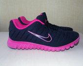 Juodi / roziniai Nike sportbaciai