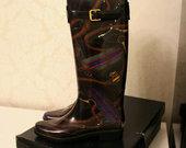 Nauji originalūs Ralph Lauren guminiai batai