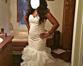 Elegantiska vestuvine suknute