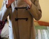 Stradivarius šviesi striukė/paltas