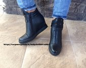 Black Zanotti Style Platformos