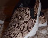 Gyvatės rašto bateliai