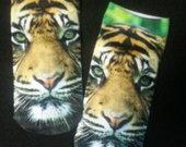 3D kojines su tigru mmmm