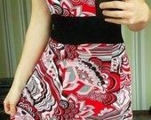 Nauja marga suknelė