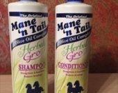 Mane'n tail herbal gro šampūnas ir kondcionierius