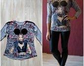 Stilingas oversize džemperis