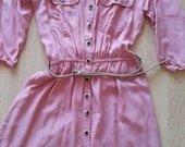 Bershka ruzava suknele