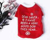 Kalėdinis džemperis šuniui/ M