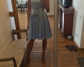 Tobula nauja zydra suknele