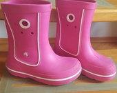 Crocs rožiniai botai