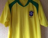 Brasil marškinėliai Dydis L