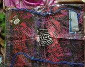 Monster high sportines aprangos maišelis