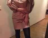 Vienetinė, tikro šilko suknelė
