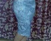 Naujas klasikinis sijonas