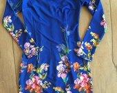 Nauja mėlyna daili suknytė