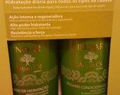 Inoar Argan Oil Duo Kit - Rinkinys