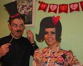 Smagus rinkinys Valentino ar kitai dienai