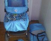 Naudotas vežimėlis pigiai