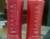 CHI šampūnas ir kondicionierius