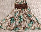 Vasarinė ilga suknelė