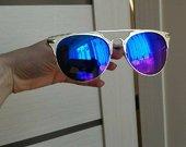 akiniai nuo saulesveidrodiniai