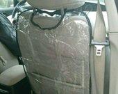 Apsaugeles ant autosedynes nuo purvinu batuku