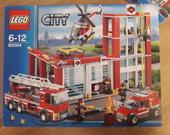 Lego Gaisrinė stotis 60004