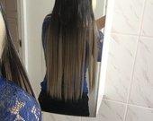 Aukštos kokybės sintetiniai plaukų tresai