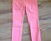 Neoniniai rožiniai džinsai