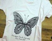Maike rozine su drugeliu
