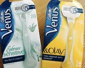 Gillette VENUS moteriški skustukai