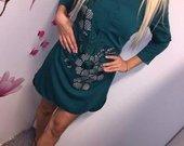Nauja žalia suknelė
