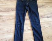 Tamsiai mėlyni H&M džinsai