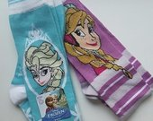 Elsa ir Anna Frozen kojinės