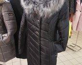 Motetiskas paltas, siltas.(kupranugario vilna).
