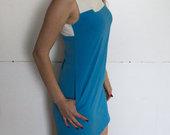 Žydra, geros kokybės suknelė