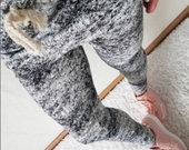 MOSCHINO stiliaus kelnės