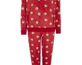 Pižama/kambario rūbas su briedžiukais