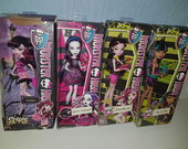 Monster high leles draculaura spectra cleo De nile