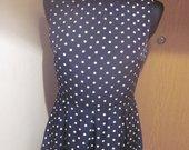taskuota suknelė