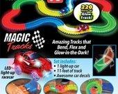 Magic Tracks vaikiška mašinėlių trasa
