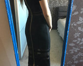 Ilga vakarine suknele