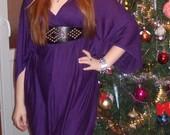 violetine suknyte
